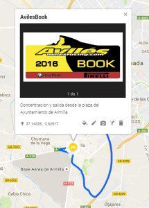 Mapa Avilesbook