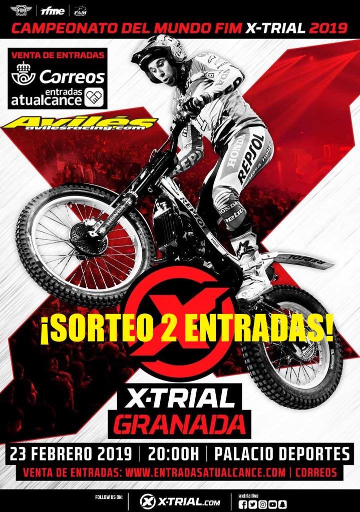 SORTEO DE 2 ENTRADAS