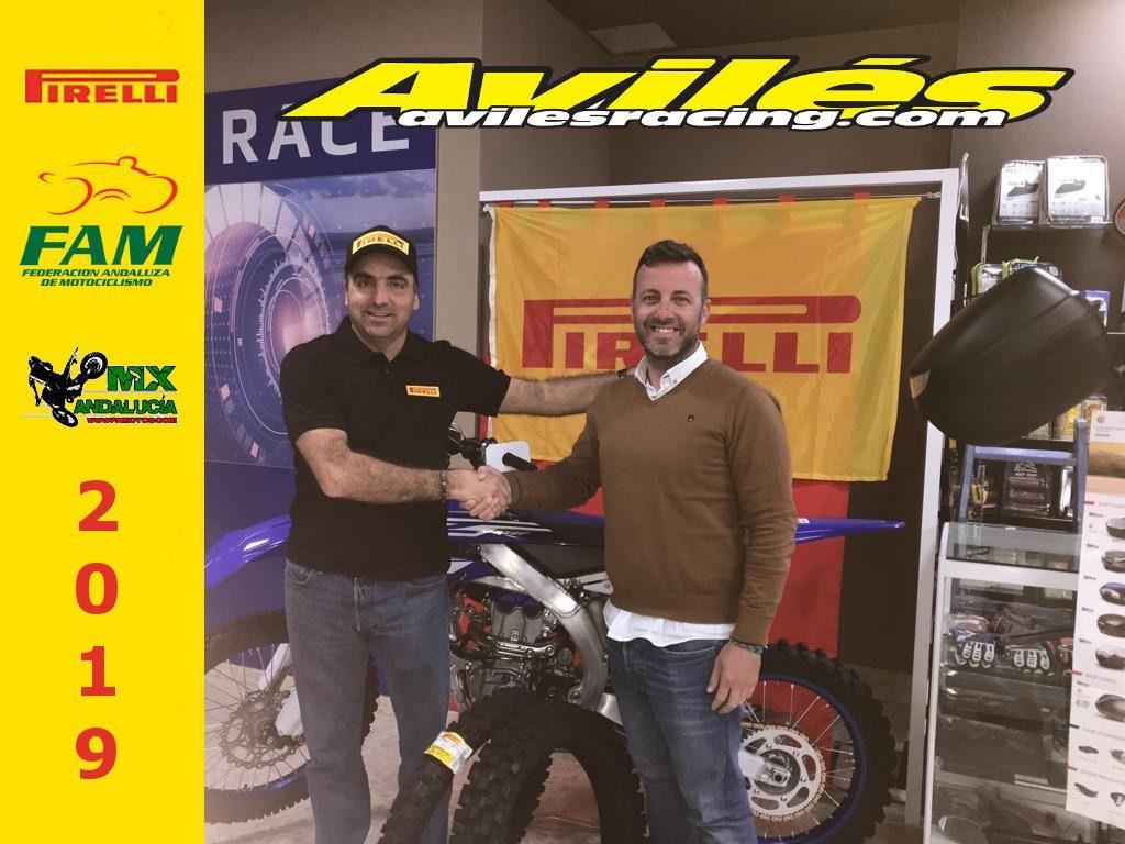 Asistencia Campeonato Andaluz de Motocross
